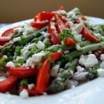asparagussalad
