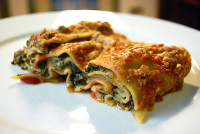 Vegan Lasagna » The Daily Dish