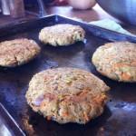 crispy baked fishcakes