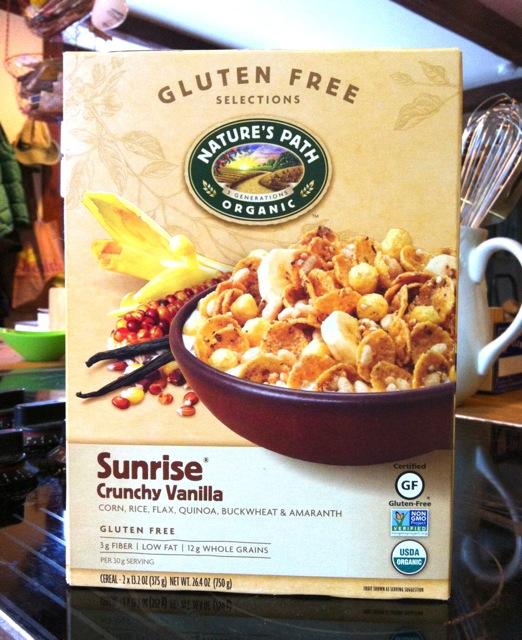 Sunrise Crunchy Vanilla
